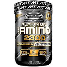 MUSCLETECH – Platinum 100% Amino 2300