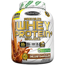 MUSCLETECH – Premium 100% Whey Protein Plus Isolate