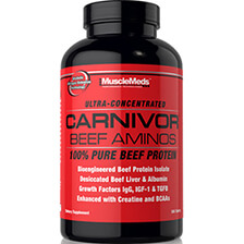 MUSCLEMEDS – Carnivor Beef Aminos