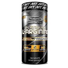 MUSCLETECH – Platinum 100% L-Arginine