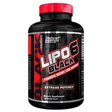NUTREX – Lipo6 Black