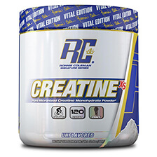 RONNIE COLEMAN – CREATINE XS