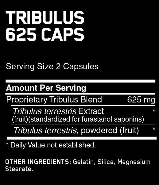 tribulus caps NF