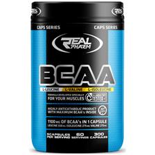 REALPHARM – BCAA Caps