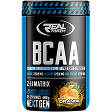 REALPHARM – BCAA Powder