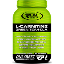 REALPHARM – L-Carnitine, Green Tea