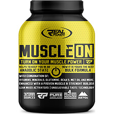 REALPHARM – Muscle ON