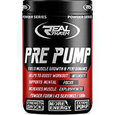 REALPHARM – Pre Pump